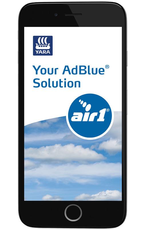 AdBlue app